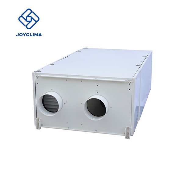 Air Exchange Ventilation System, Heat Exchanger Heat Transfer -Joyclima